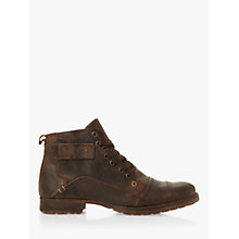 Buy Dune Simon Leather Boots Online at johnlewis.com