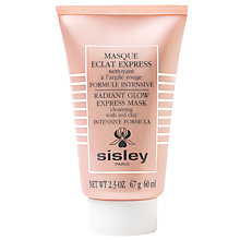 Buy Sisley Radiant Glow Mask with Red Clay, 60ml Online at johnlewis.com