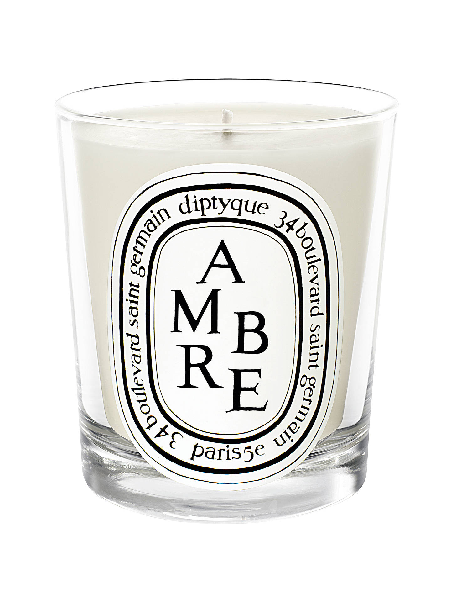 BuyDiptyque Ambre Scented Candle, 190g Online at johnlewis.com