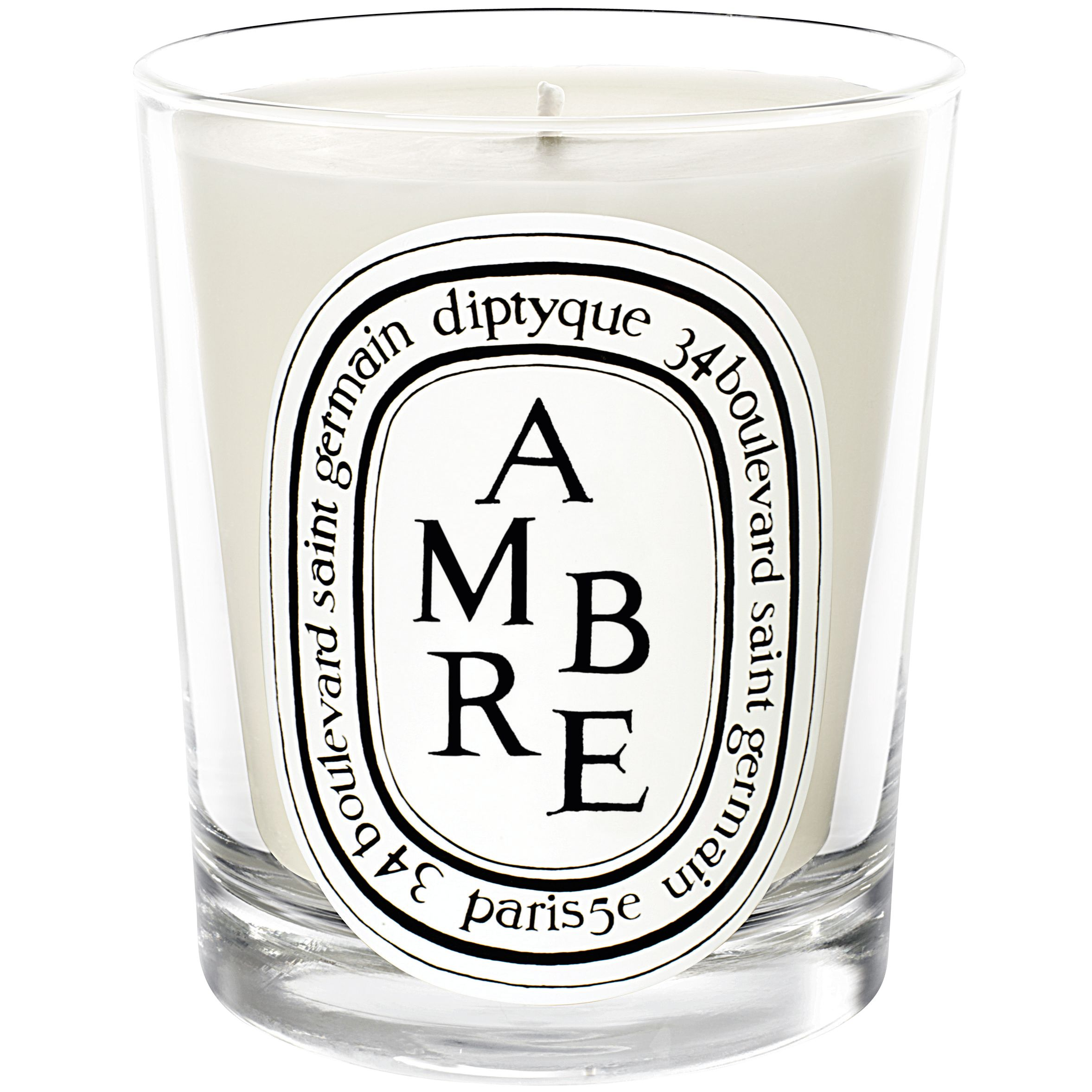Diptyque Diptyque Ambre Scented Candle, 190g
