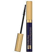 Buy Estée Lauder Double Wear Zero-Smudge Lengthening Mascara, Black Online at johnlewis.com