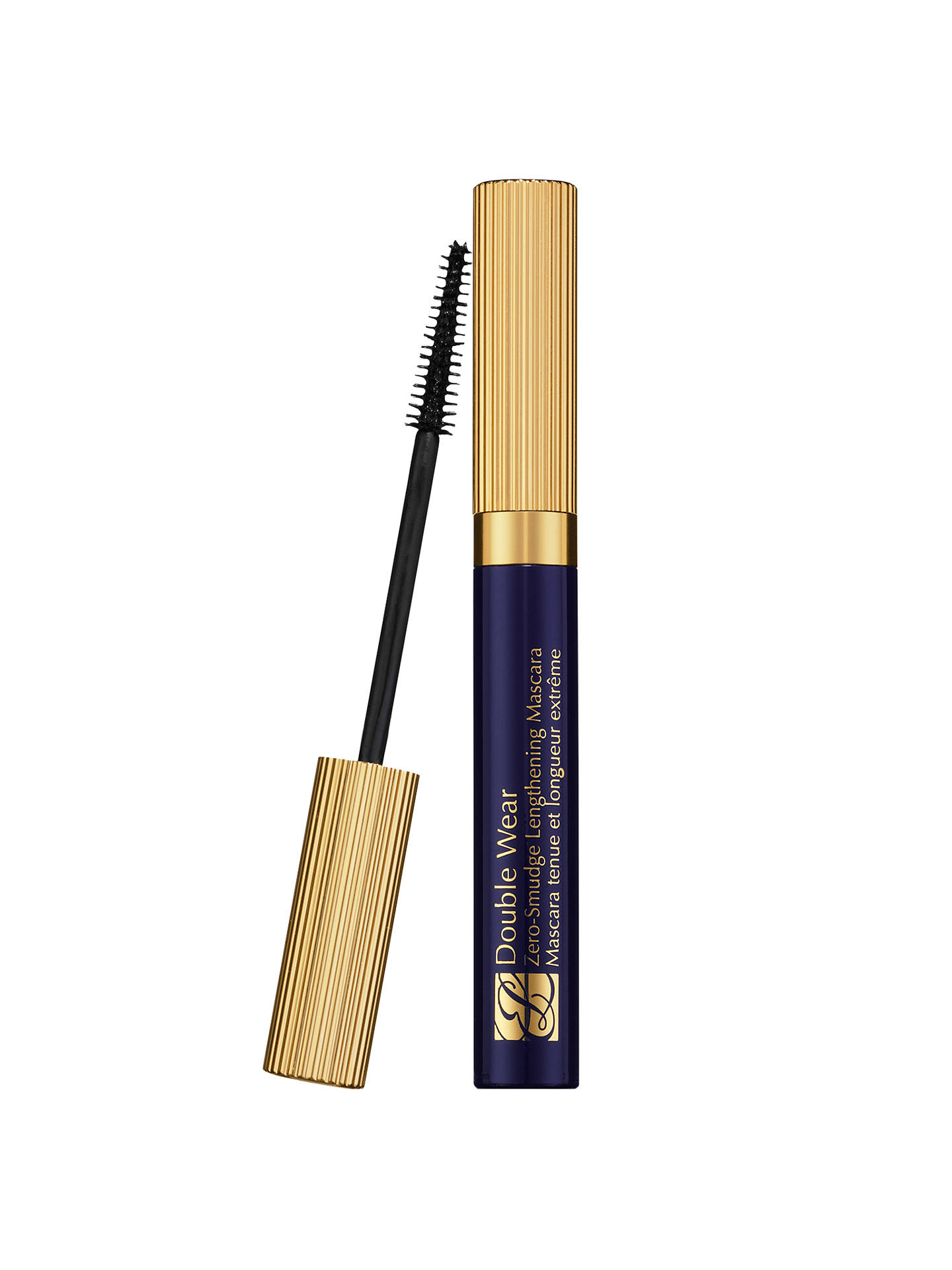6bf58f48a35 Buy Estée Lauder Double Wear Zero-Smudge Lengthening Mascara, Black Online  at johnlewis.