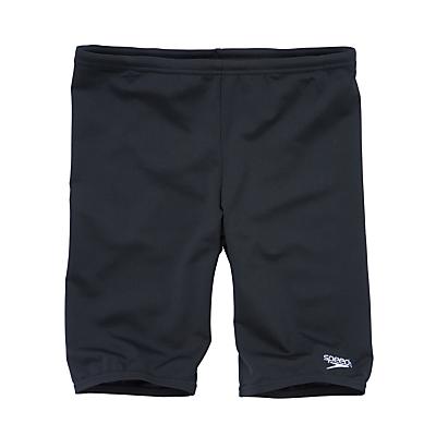 Image of Speedo Boys' Jammers Swimming Shorts, Black