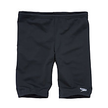 Buy Speedo Boys' Jammers Swimming Shorts, Black Online at johnlewis.com