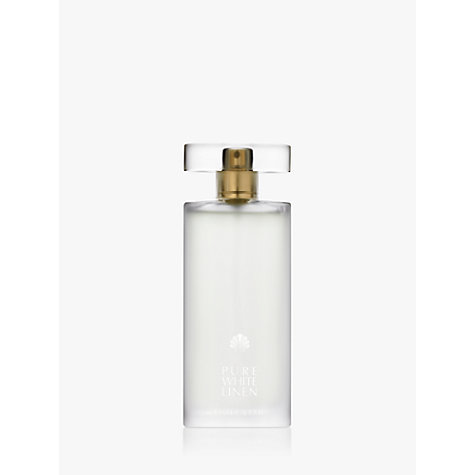 Buy Estée Lauder Pure White Linen Eau de Parfum, 50ml Online at johnlewis.com