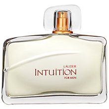 Buy Estée Lauder Intuition For Men Cologne Online at johnlewis.com