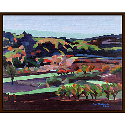 Sue MacKenzie – Provence Countryside