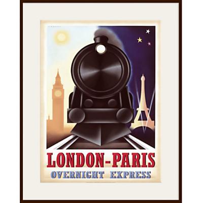 Steve Forney – London-Paris Overnight Express