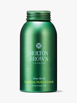 Molton Brown Bracing Silver Birch Thermal Muscle Soak, 300g