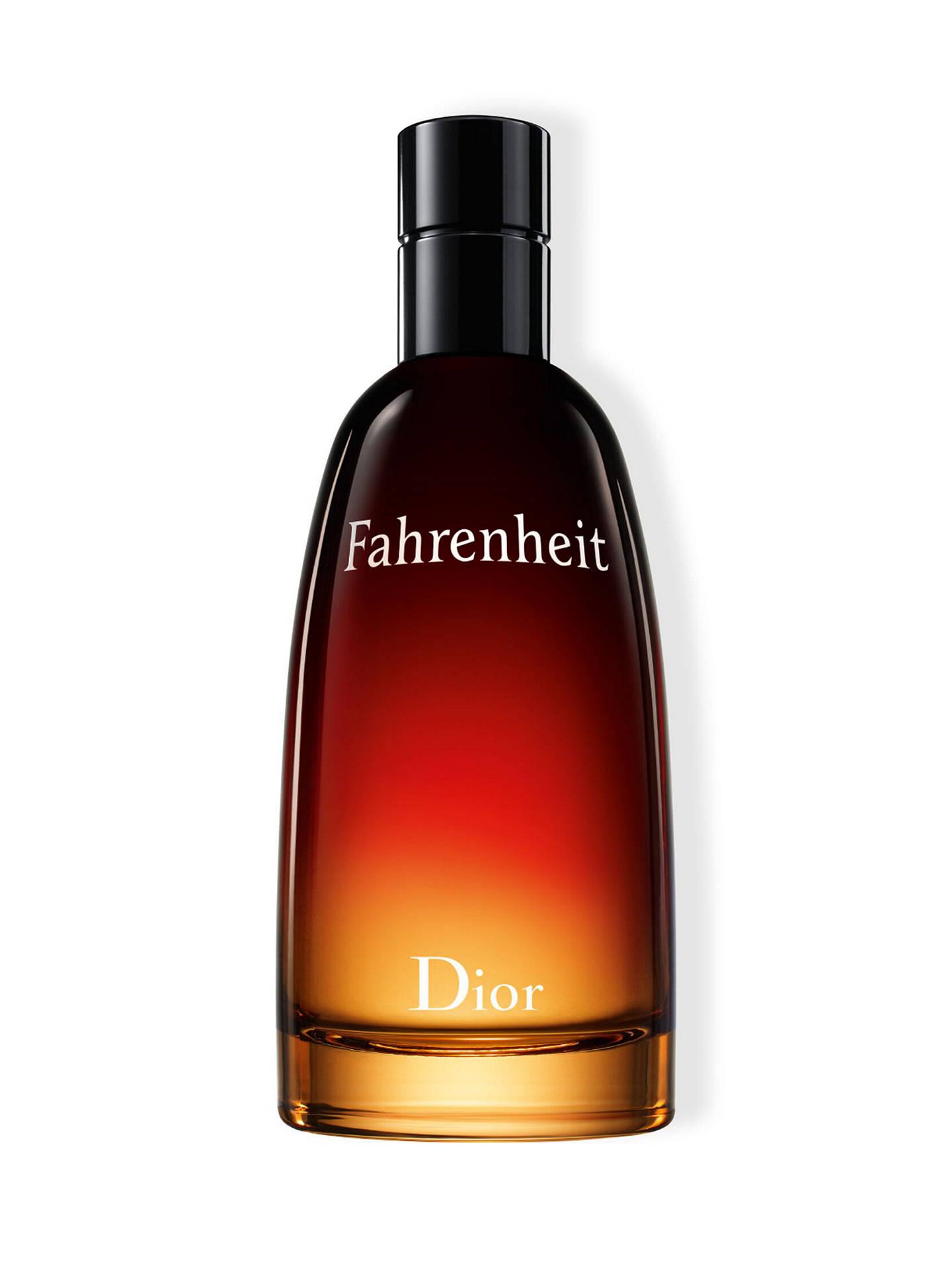 Dior Fahrenheit Eau De Toilette Spray At John Lewis Partners