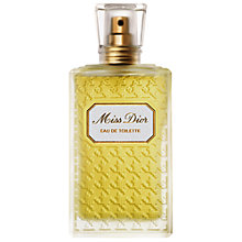 Buy Dior Miss Dior Original Eau De Toilette Spray Online at johnlewis.com
