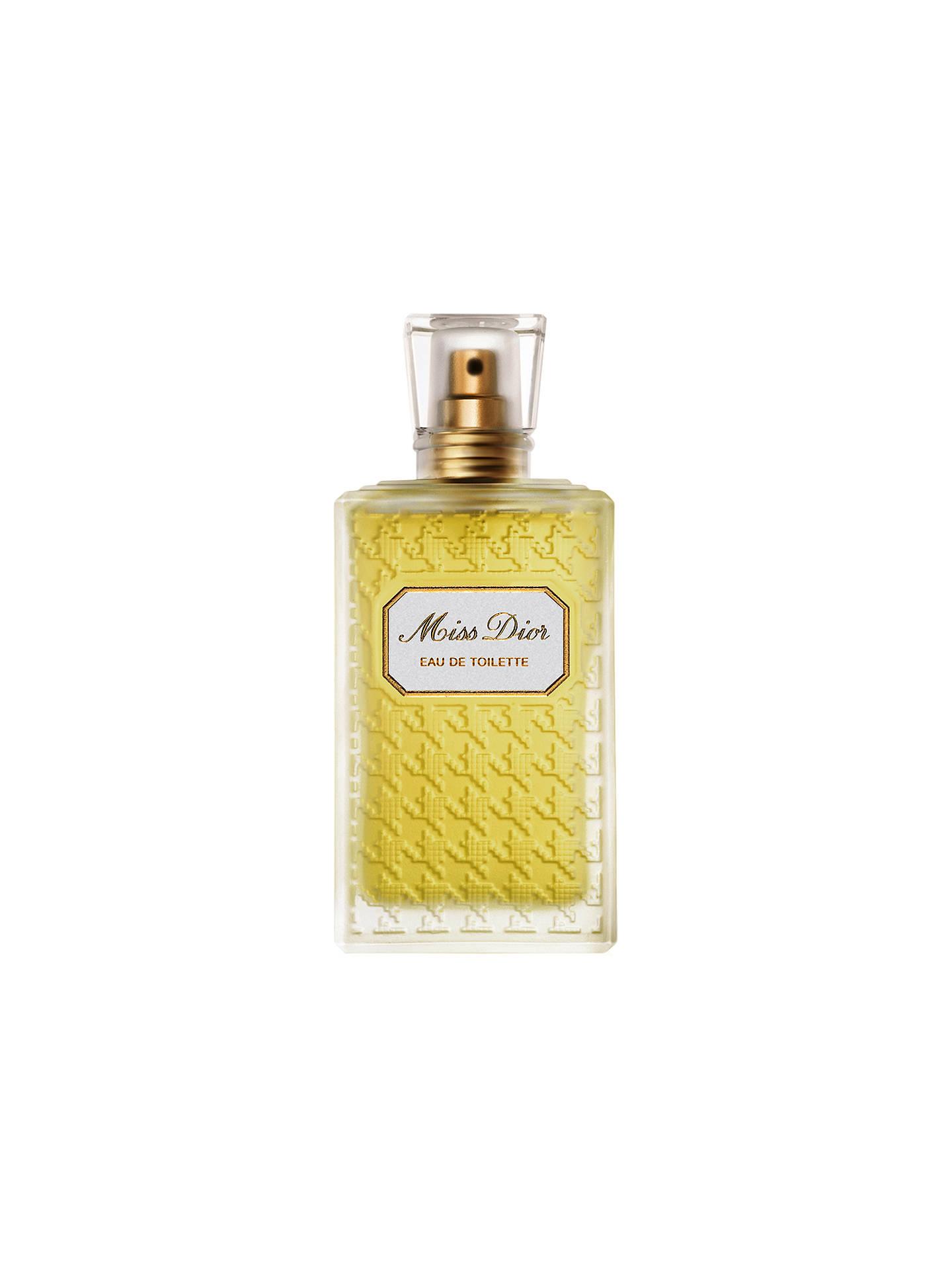 b735211fd92d Dior Miss Dior Original Eau De Toilette Spray at John Lewis   Partners