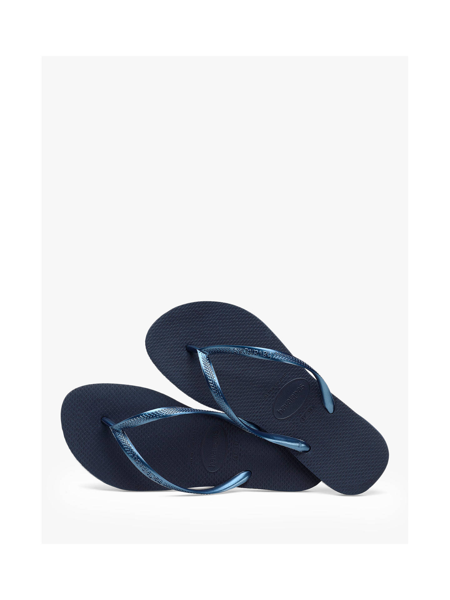 3622a90d2c33 Havaianas Slim Flip Flops at John Lewis   Partners