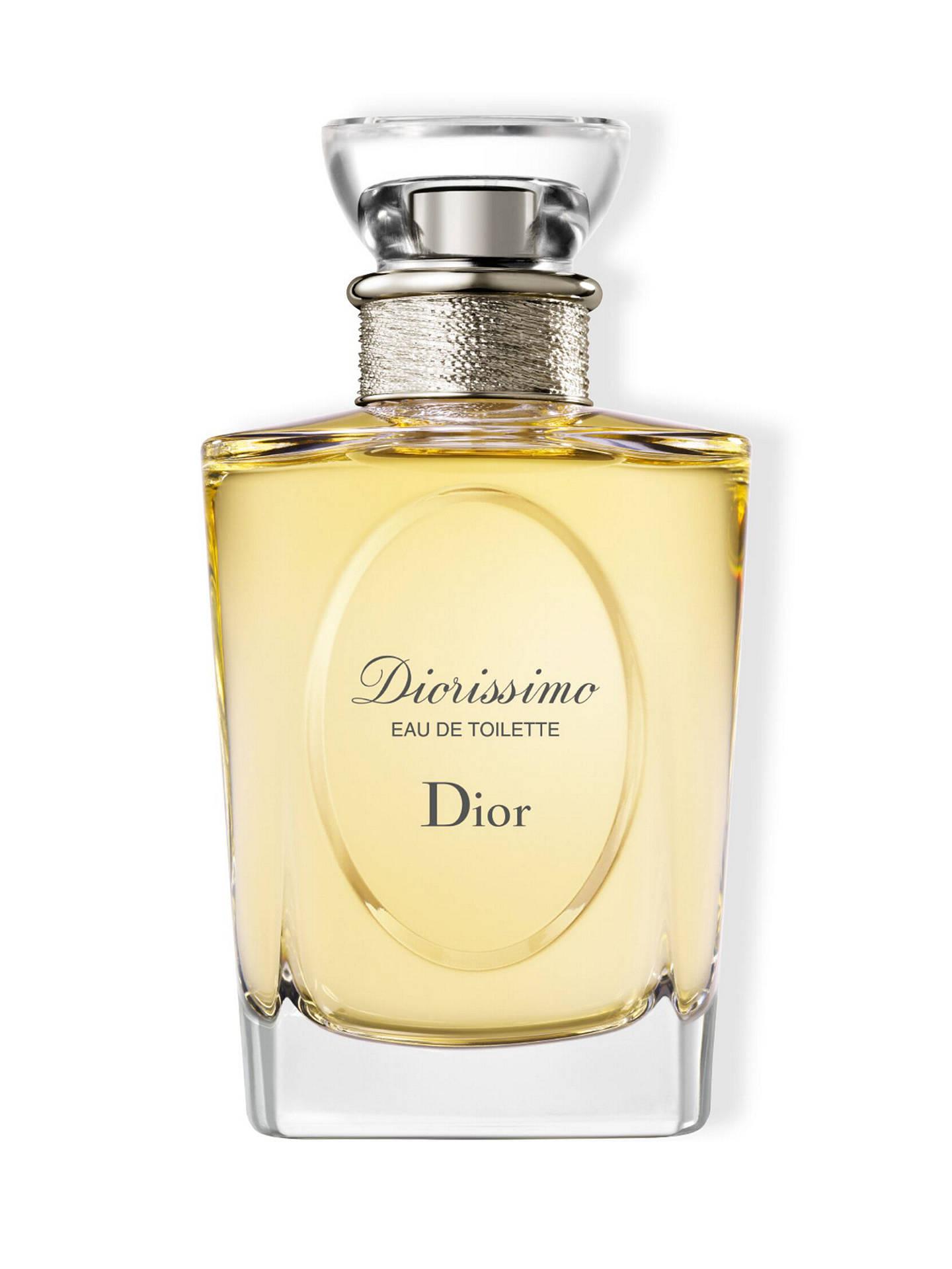 55e27249 Dior Diorissimo Eau De Toilette Spray at John Lewis & Partners