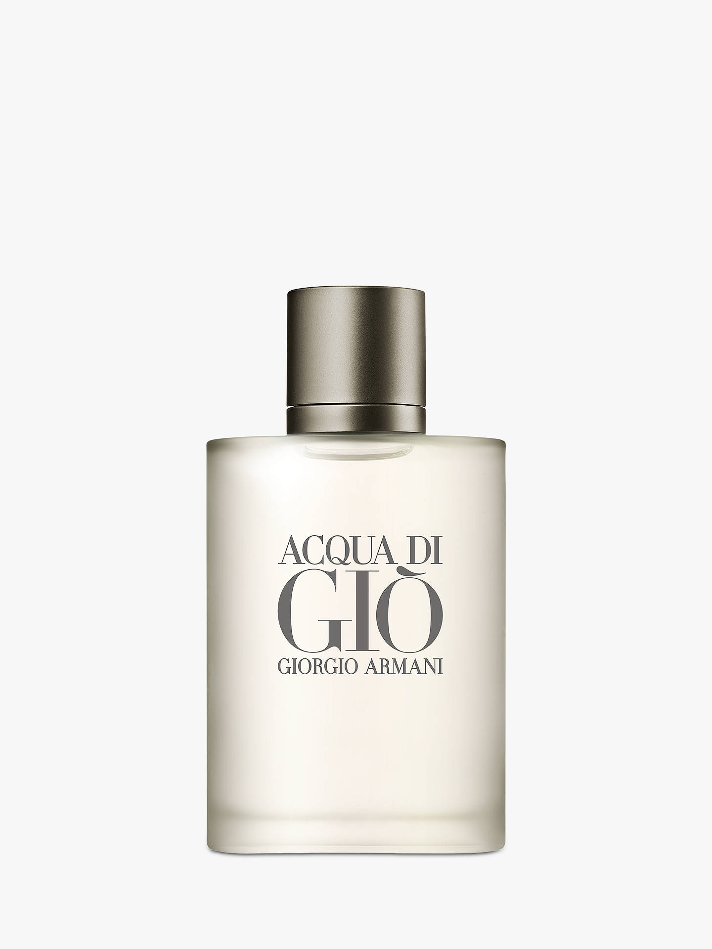 Giorgio Armani Acqua Di Giò Homme Eau De Toilette Spray At John