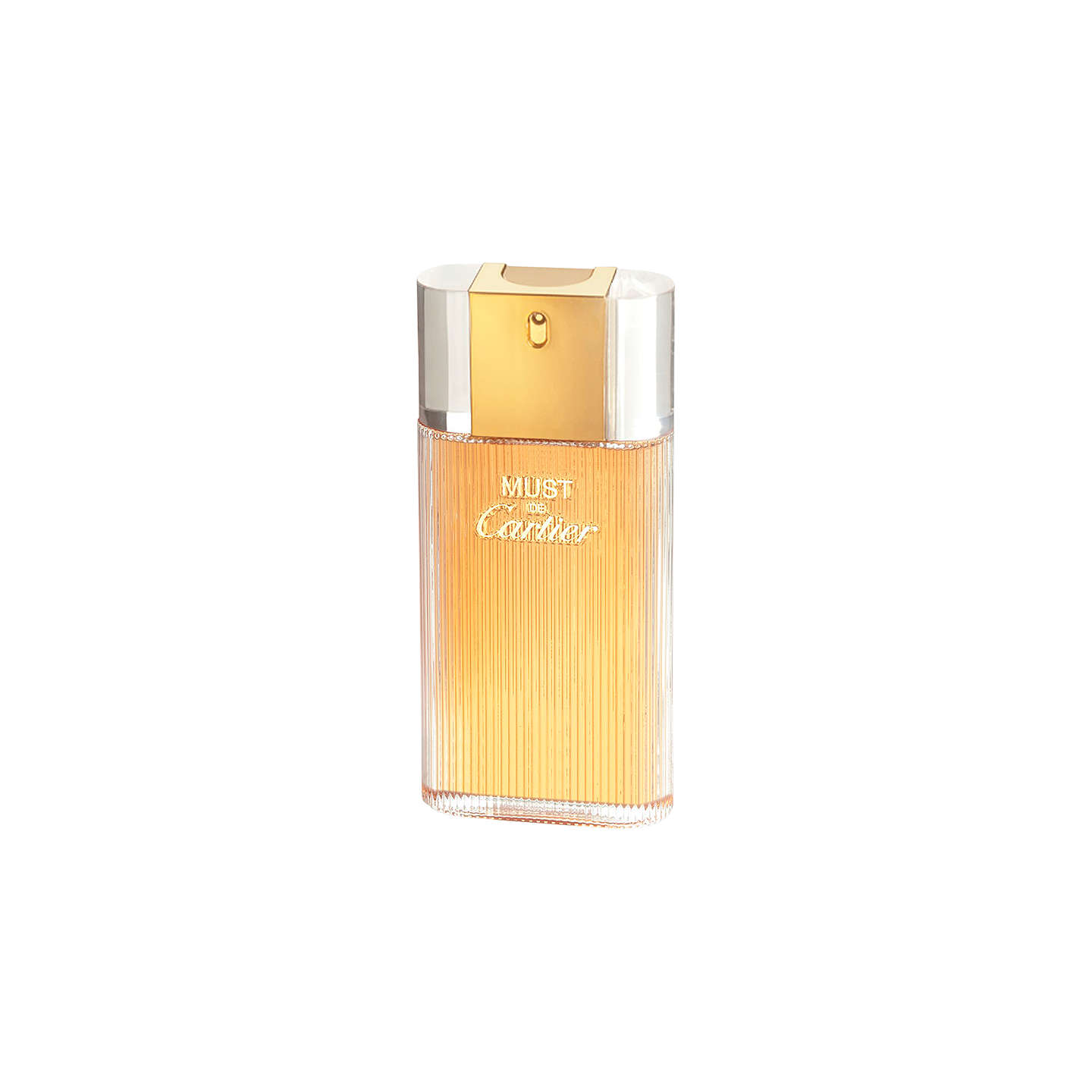 BuyCartier Must de Cartier Eau de Toilette Spray,100ml Online at johnlewis.com