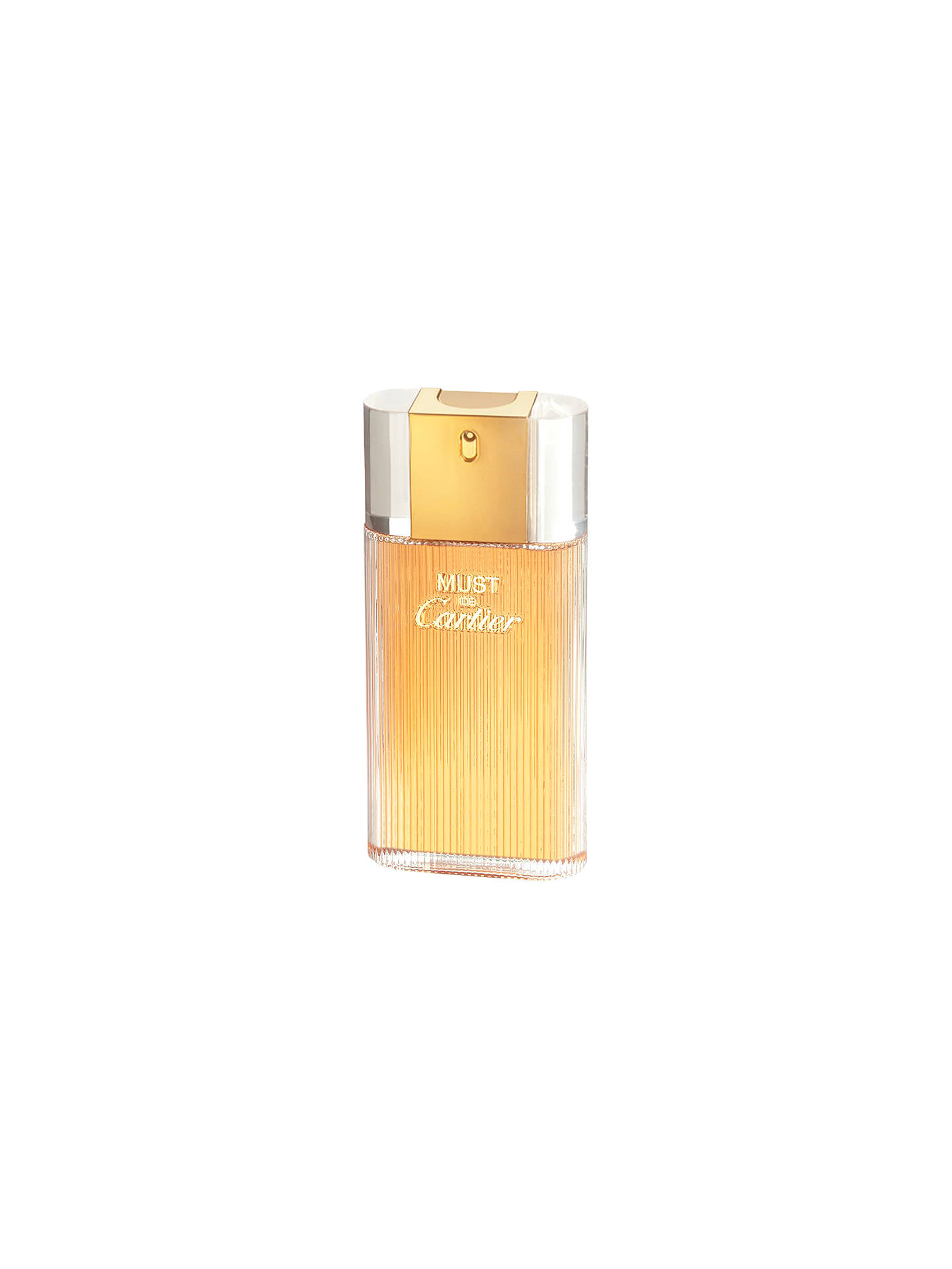 b5e5e0b64d3 Cartier Must de Cartier Eau de Toilette Spray at John Lewis   Partners