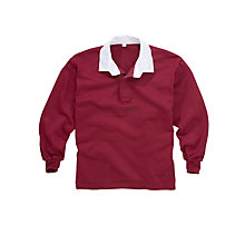 Buy Unisex Rugby Shirt Online at johnlewis.com