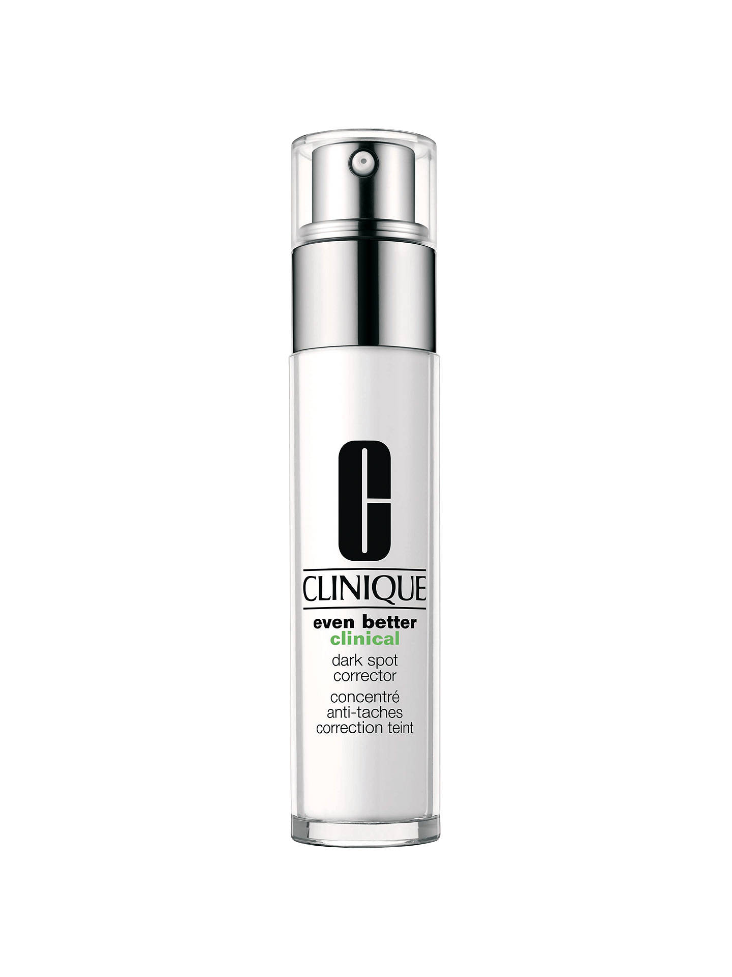 Buy Clinique Even Better Clinical Dark Spot Corrector, 100ml Online at johnlewis.com