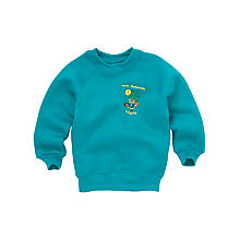 Buy North Baddesley Infant School Unisex Sweatshirt, Green Online at johnlewis.com