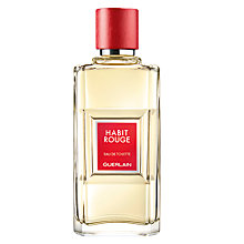 Buy Guerlain Habit Rouge Eau de Toilette Online at johnlewis.com