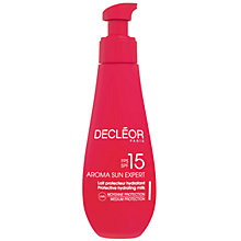 Buy Decléor Protective Milk For The Skin SPF15, 150ml Online at johnlewis.com