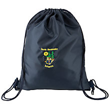 Buy North Baddesley Infant School Unisex PE Bag Online at johnlewis.com