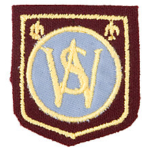Buy Woodhill School Girls' Summer Hat Badge Online at johnlewis.com