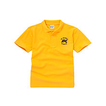 Buy St. Mark's CE Primary School Unisex Polo Shirt Online at johnlewis.com