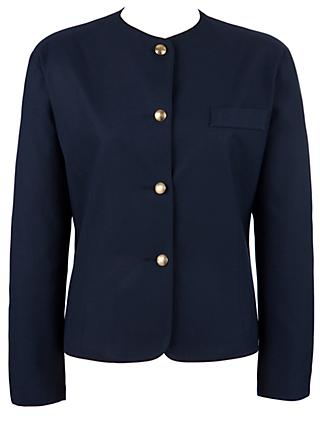 St John's Senior School Girls Blazer, Navy