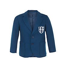Buy Sherborne House School Unisex Reception - Year 6 Blazer, Royal Blue Online at johnlewis.com