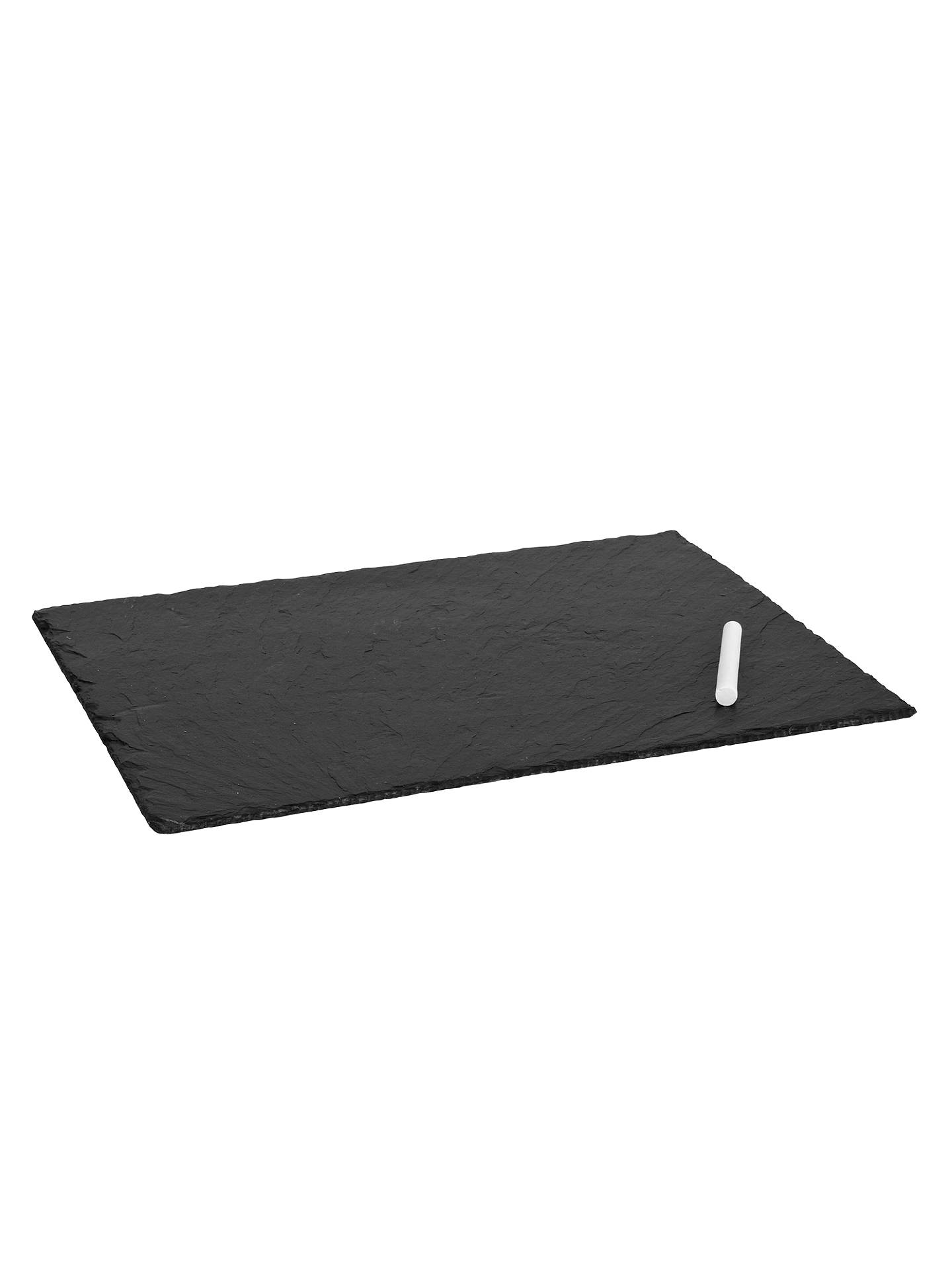 BuyJust Slate Cheese Board Online at johnlewis.com