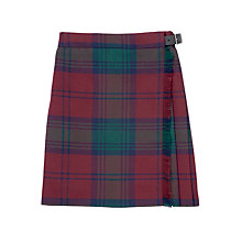 Buy Leehurst Swan School Girls' Reception - Year 3 Kilt Online at johnlewis.com