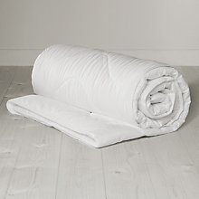 Buy John Lewis Synthetic Collection Breathable Microfibre Duvet, 4.5 Tog Online at johnlewis.com