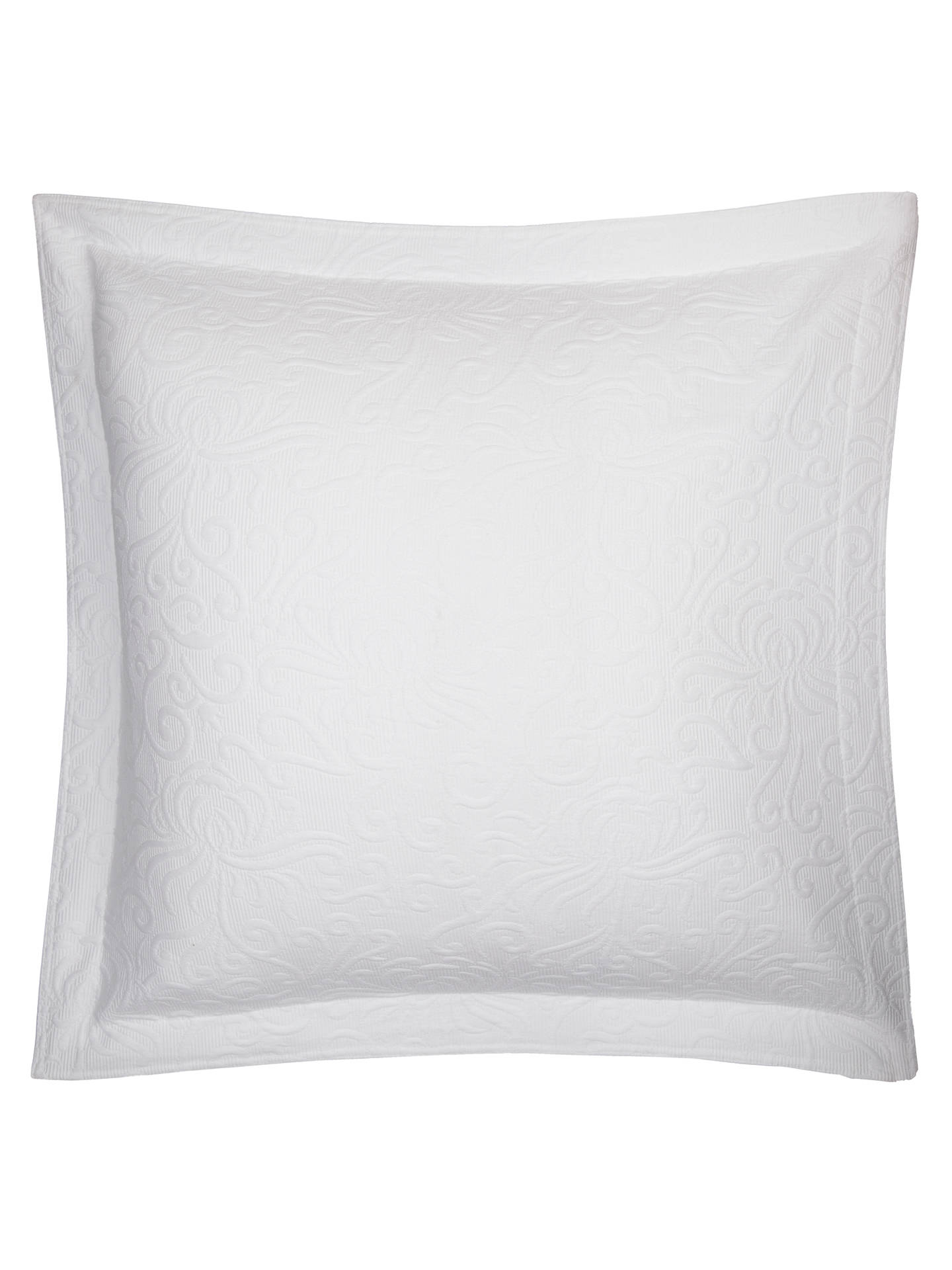 john lewis alice square oxford sham pillow cushion cover. Black Bedroom Furniture Sets. Home Design Ideas