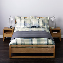 Buy John Lewis Urban Cotton Bedding Online at johnlewis.com