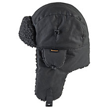 Buy Barbour Fleece Lined Trapper Hat Online at johnlewis.com