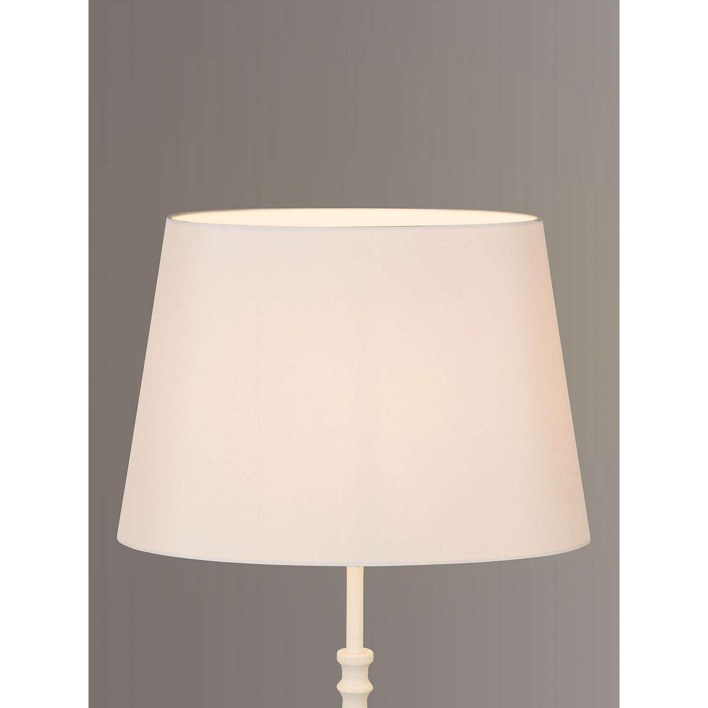 John lewis gemma silk oval lampshade at john lewis buyjohn lewis gemma silk oval lampshade h17 x dia25cm online at johnlewis aloadofball Gallery