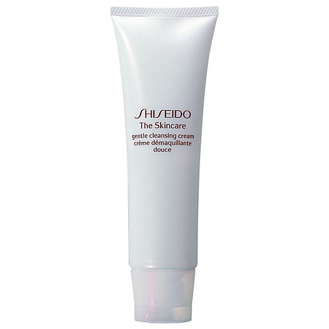 Buy Shiseido The Skincare Gentle Cleansing Cream, 125ml Online at johnlewis.com