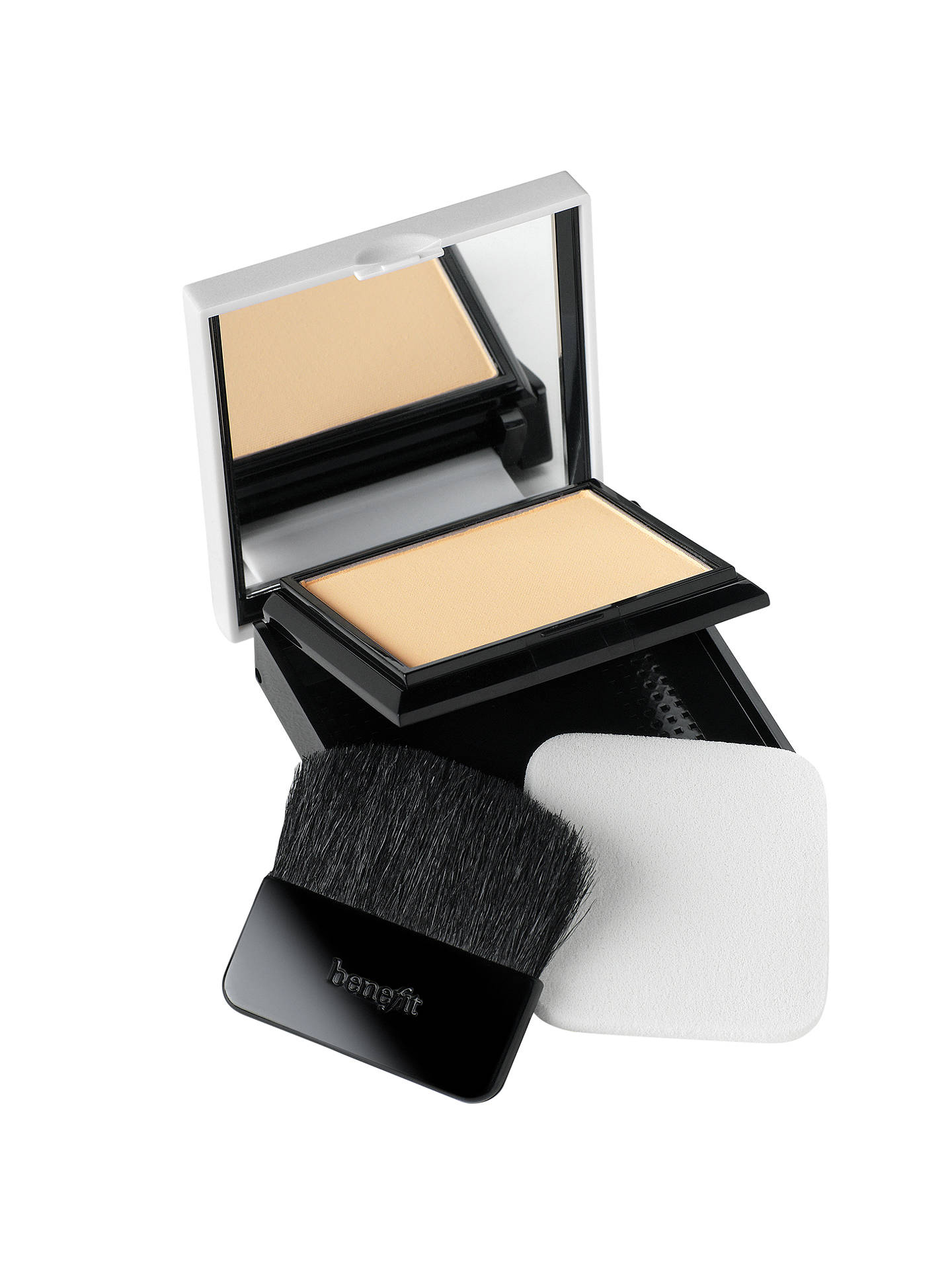 Benefit Hello Flawless Powder Foundation Spf15 At John Lewis Partners Eye Shadow Just Miss 223 Buybenefit What I Crave Online