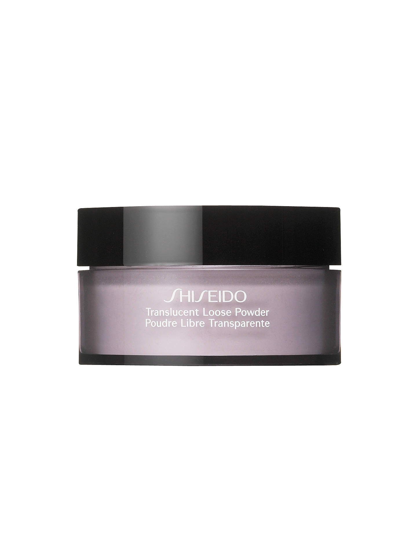 BuyShiseido Translucent Loose Powder Online at johnlewis.com