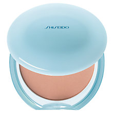 Buy Shiseido Pureness Matifying Compact Oil-Free SPF 16 Online at johnlewis.com