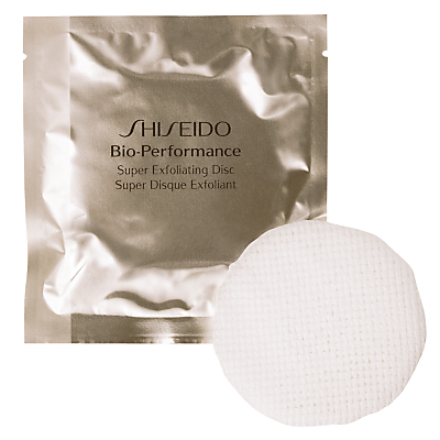Shiseido Bio-Performance Super Exfoliating Discs, 8 x Discs