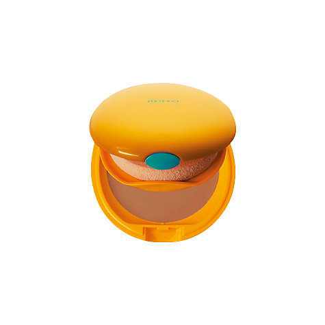 Buy Shiseido Tanning Compact Foundation, SPF 6 Online at johnlewis.com