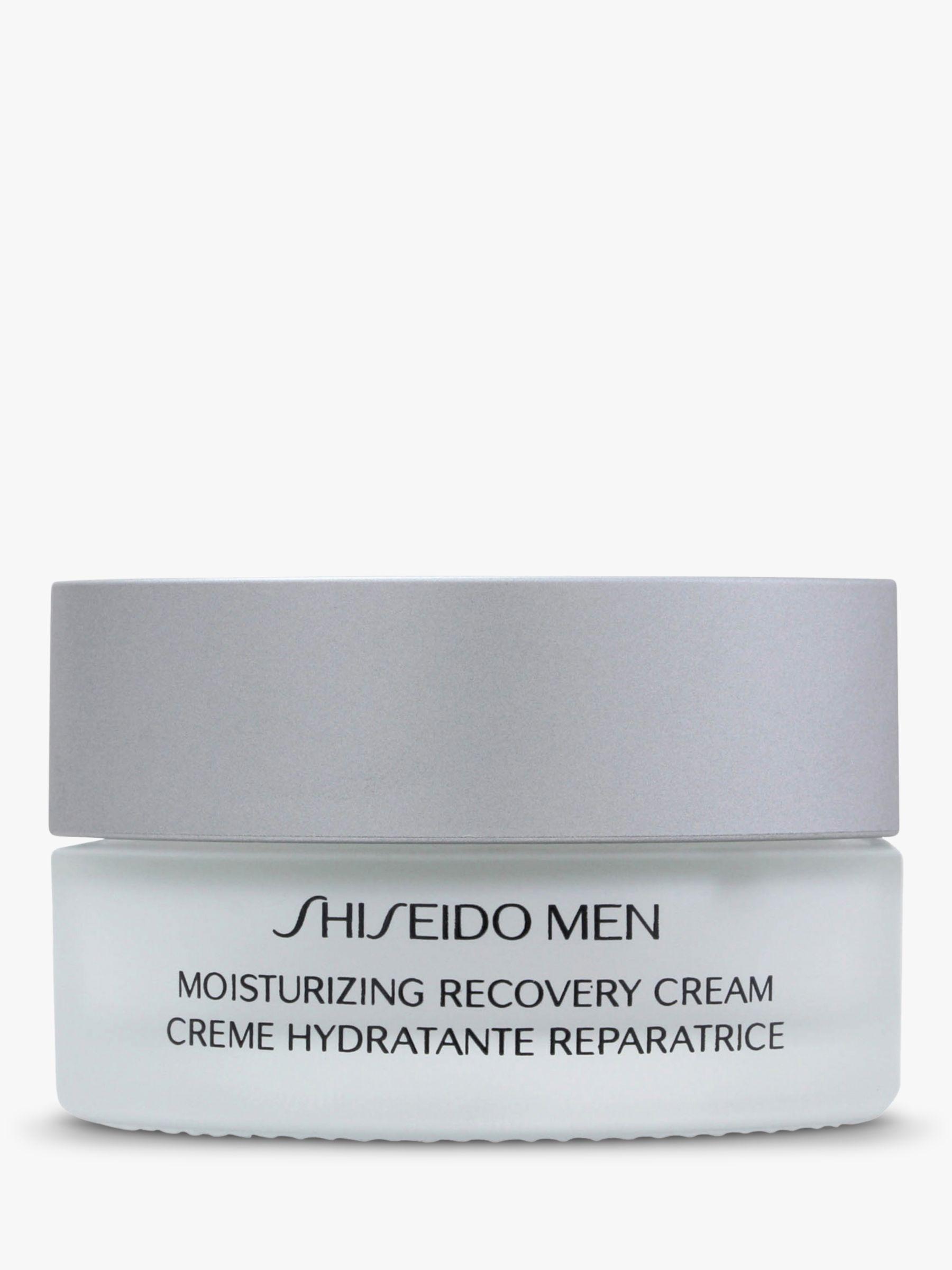 Shiseido Shiseido Men Moisturizing Recovery Cream, 50ml