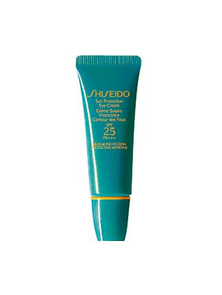 Shiseido Sun Protection Eye Cream, 15ml
