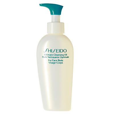 Shiseido Ultimate Cleansing Oil, 150ml