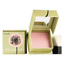 Buy Benefit Dandelion Blusher Online at johnlewis.com