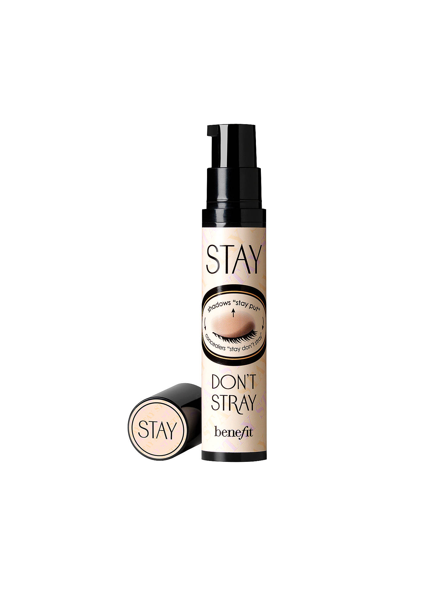 Buy Benefit Stay Don't Stray Stay-Put Primer for Concealers & Eyeshadows, Light / Medium Online at johnlewis.com