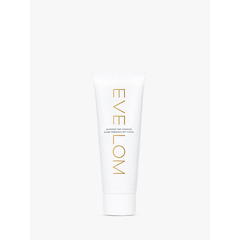 Buy Eve Lom Morning Time Cleanser, 125ml Online at johnlewis.com